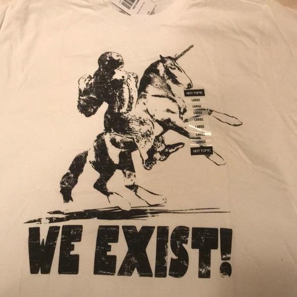 Black Matter Other - We Exist Tee Men's Sz L